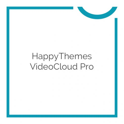 HappyThemes VideoCloud Pro 1.1