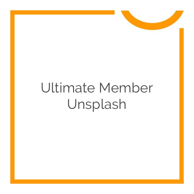 Ultimate Member Unsplash 2.0.1