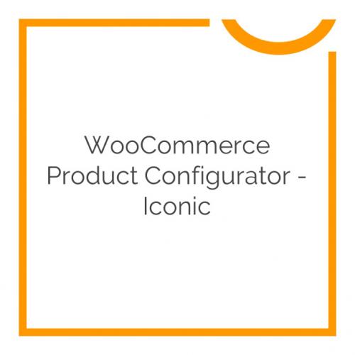 WooCommerce Product Configurator – Iconic 1.3.6