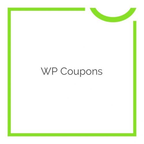 WP Coupons 1.5.7