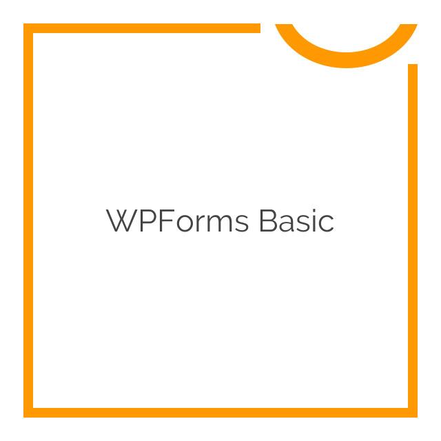 WPForms Basic 1.5.4.2