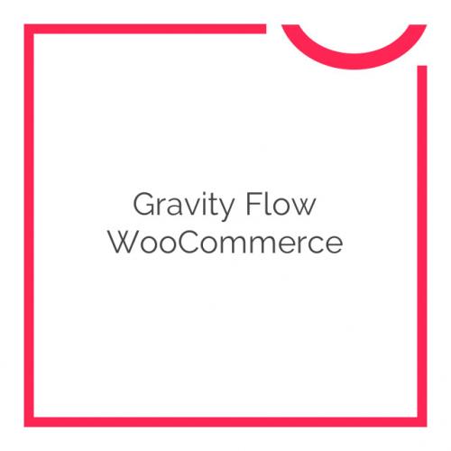 Gravity Flow WooCommerce 1.3
