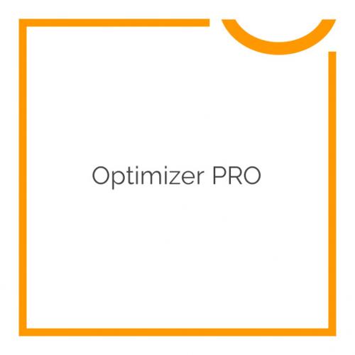 Optimizer PRO 0.6