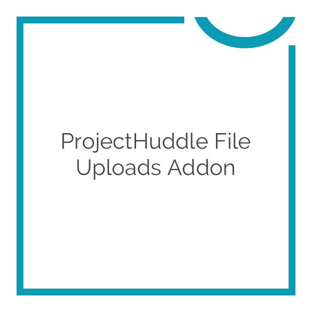 ProjectHuddle File Uploads Addon 1.0.6