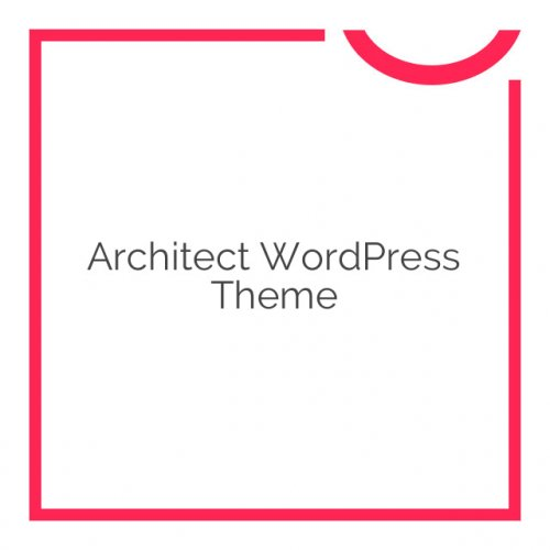 Architect WordPress Theme 1.29