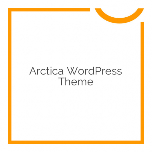 Arctica WordPress Theme 2.49