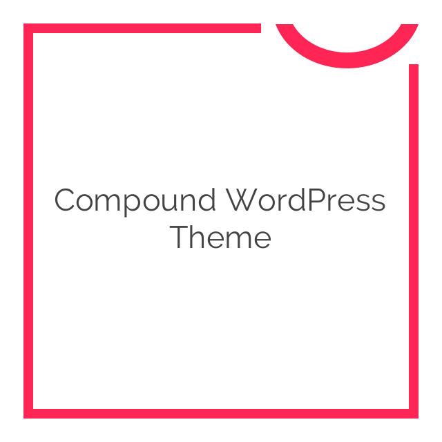 Compound WordPress Theme v1.14