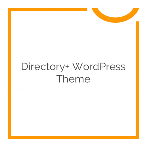 Directory+ WordPress Theme 2.67