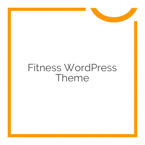 Fitness WordPress Theme 1.26