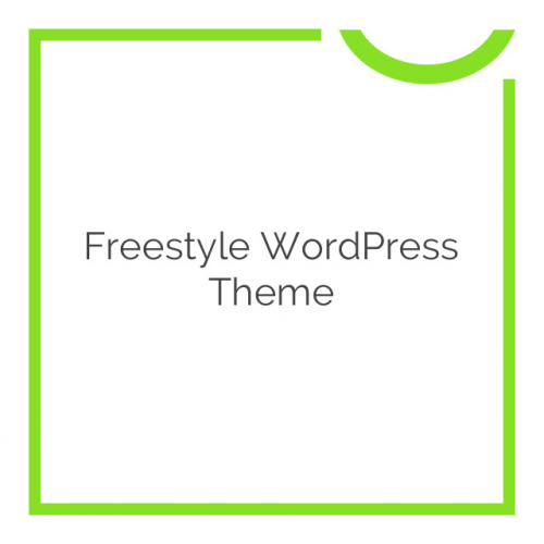 Freestyle WordPress Theme 2.53