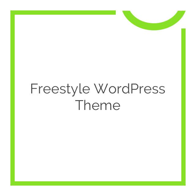 Freestyle WordPress Theme 2.53