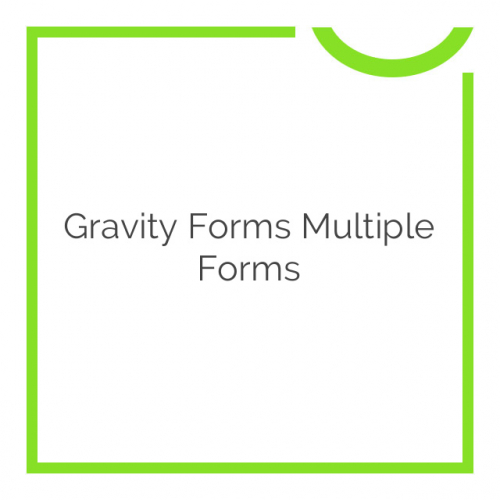 Gravity Forms Multiple Forms 0.1-beta.2