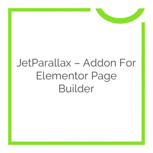JetParallax – Addon for Elementor Page Builder 1.0.6