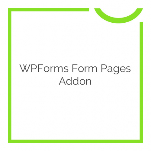 WPForms Form Pages Addon 1.2.0