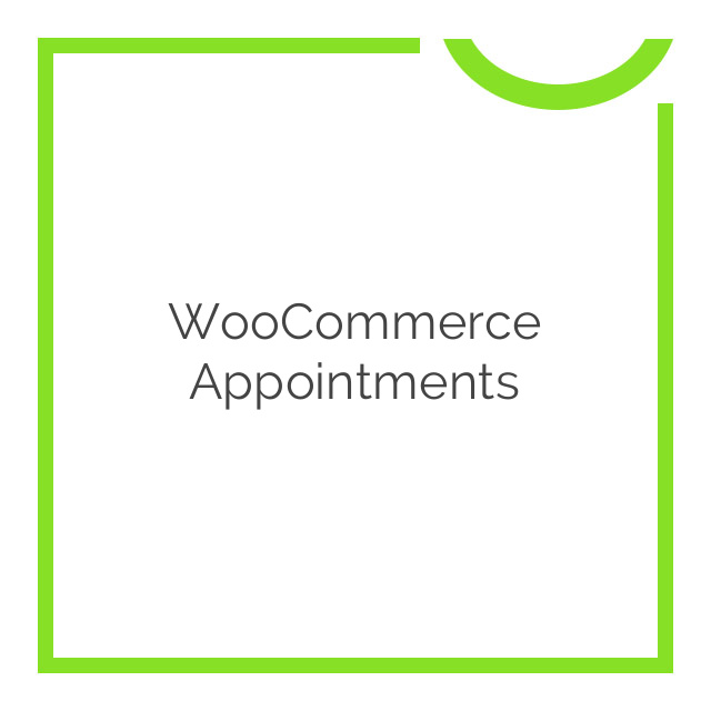WooCommerce Appointments 4.8.5